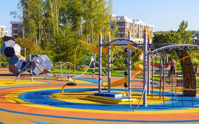 Playground Trends From The Last Year